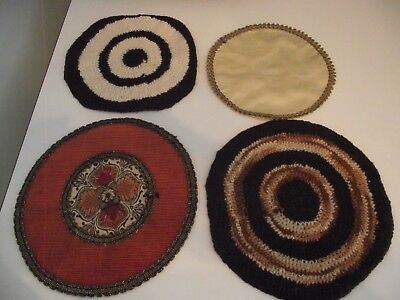 1:12 Scale Miniature Dollhouse Mixed Assorted Lot #11 Rugs