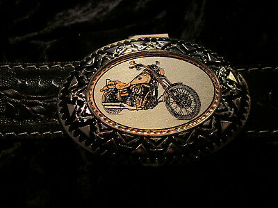 Harley Davidson Belt Buckle  Plus:2.999 Silver Bars With Purchase$$$$