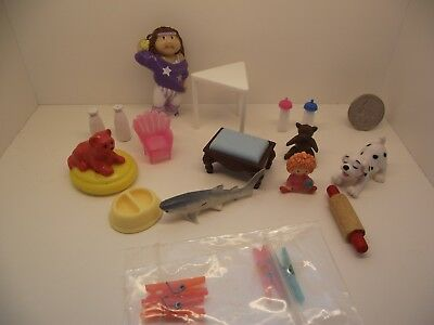 1:12 Scale Miniature Dollhouse Mixed Assorted Lot #15