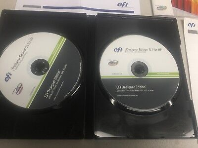 HP Q6643D EFI Designer Editiion 5.1 RIP for HP