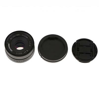 MagiDeal 32mm F/1.6 Large Aperture Manual Focus APS-C Lens for Sony E Mount