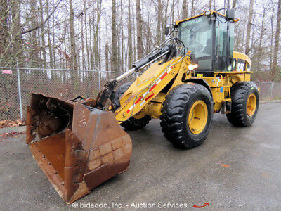 2005 Caterpillar 930G IT Wheel Loader A/C Cab Hyd Q/C 3rd Valve Aux Hyd