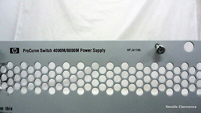 HP J4119-69001 ProCurve Switch 4000M/8000M Power Supply J4119A