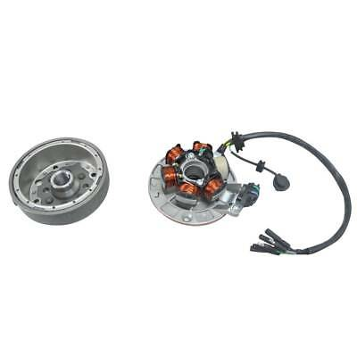 MAGNETO STATOR FLYWHEEL FOR YX 140-160cc PIT PRO TRAIL BIKE