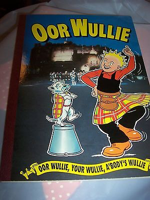 Oor Wullie Annual 1992 / V.good / Unclipped.