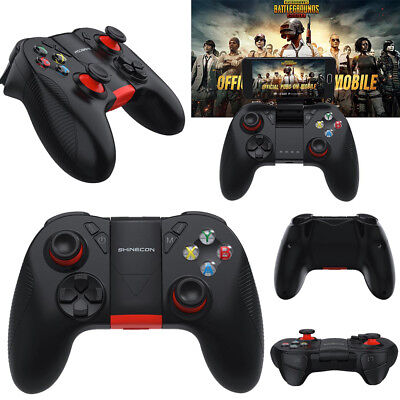 Wireless Bluetooth Gamepad Remote Game Controller SC-B04 For PUBG Mobile iPhone
