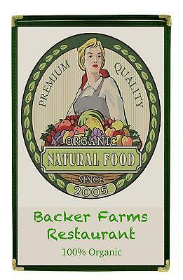 """GREEN SINGLE PANEL - 2-VIEW - 8.5"""" WIDE x 14"""" TALL - DOUBLE-STITCHED MENU COVERs"""