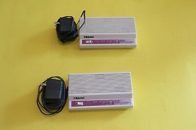 US Robotics CJE-0318 Sportster 14,4000 14.4K Fax Modem with power supply