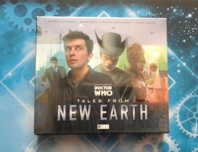 Doctor WhoTales from New Earth Big Finish CD