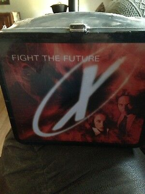 The X-files Lunch Box Sealed
