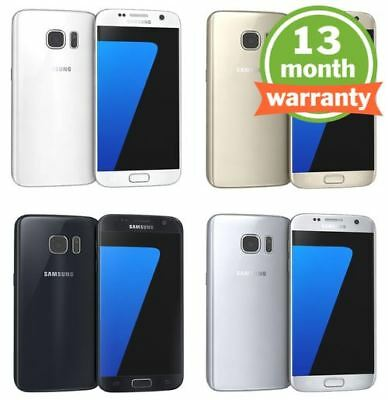 Samsung Galaxy S7 SM-G930F - UNLOCKED - 32/64GB - Smartphone - Various Colours