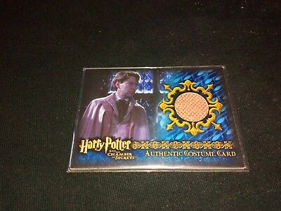 Harry Potter C3 Kenneth Branagh (Prof Lockhart) Costume Card