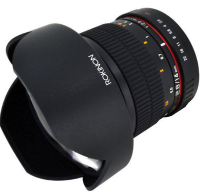 Rokinon 14mm F2.8 Camera Lens For Sony Full Frame Ultra Wide Angel Photos