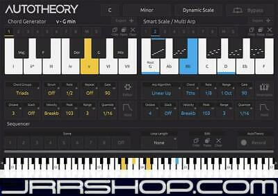 Mozaic Beats AutoTheory 4 Upgrade eDelivery JRR Shop