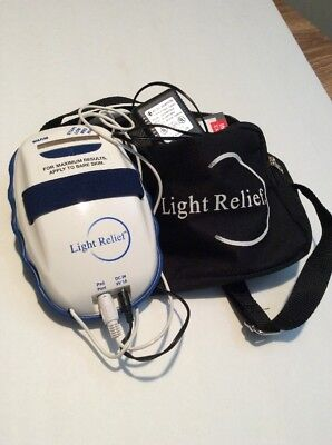 Light Relief Infrared Pain Relief Device