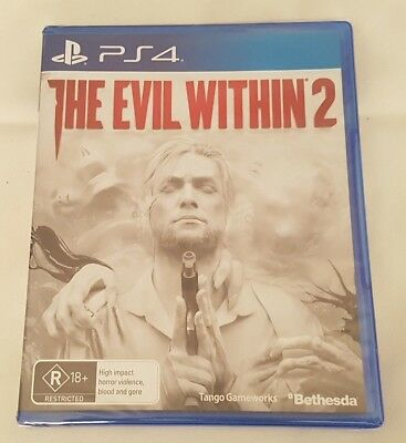 The Evil Within 2 PS4 New & Sealed Sony Playstation