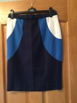 Boden Pecil Skirt Nwt Size 12R