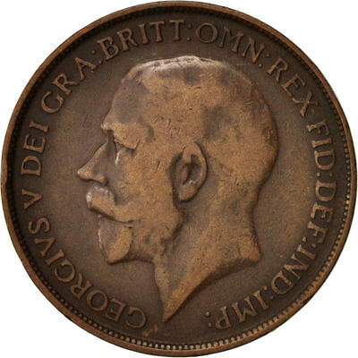 1911-1936 One Penny Coin - George V.  Choose Your Date!     One Coin/Buy!    #4