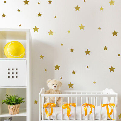 Family Quote Star Wall Sticker Art Vinyl Decal Mural Home Bedroom Decor BS