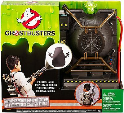 Ghostbusters 2016 Electronic Proton Pack Projector NEW~  cosplay