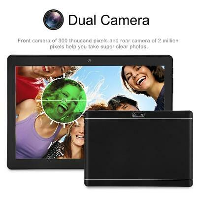 Pc Tablet 10 Pollici 3G Wifi Octa Core 1Gb Ram 16Gb Rom Android Camera Nero