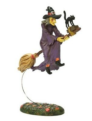 Dept 56 SV Halloween Midnight's Last Ride #808999 BRAND NEW Free Shipping