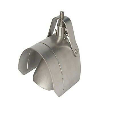 Ratwall Stainless Steel Rodent Trap 150mm. by Metex