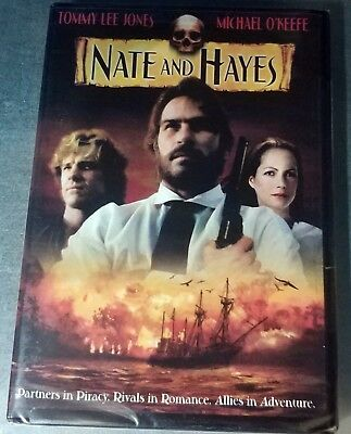 Nate and Hayes.Tommy Lee Jones (DVD, 2006)  Brand New! Factory sealed!