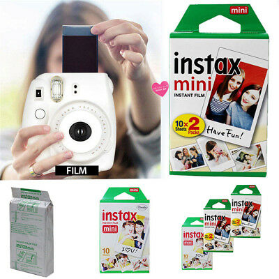 For Fujifilm Instax Instant Camera Photo Paper Sheets For Mini 8/ 7S/ 25/ 70/ 90