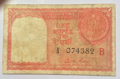 Persian Gulf Indian Two Rupees banknote
