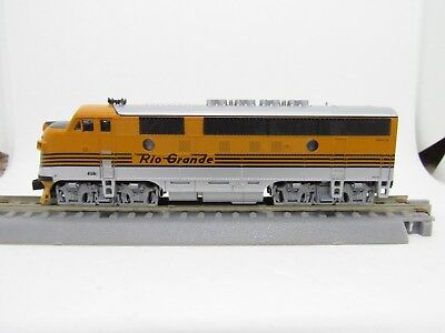 N Scale Kato Powered F3A Locomotive Denver Rio Grande DRGW