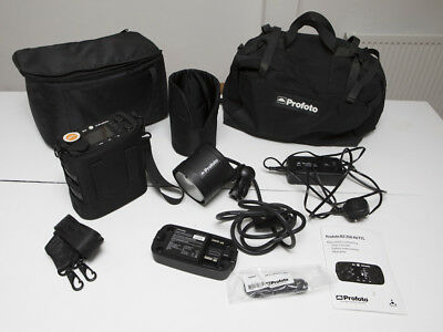 Profoto B2 250 AirTTL To-Go Kit with additional battery