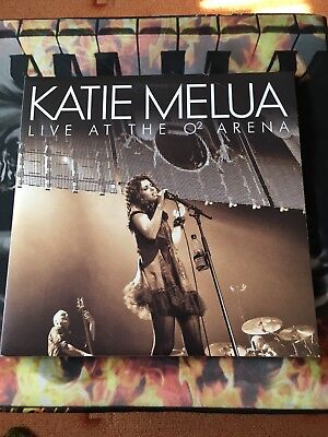 2 LP: Katie Melua - Live At The O² Arena