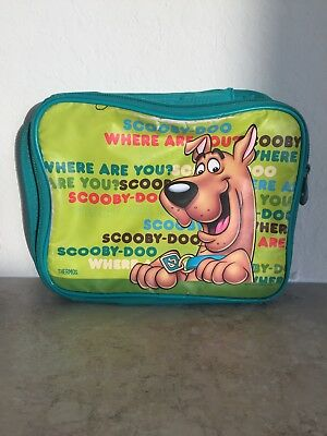 scooby doo thermos soft insulated lunchbox