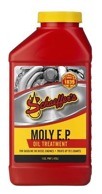 Schaeffer's 0132-023S Moly EP Oil Treatment, 1 Pint Protection