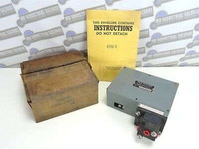 SIEMENS MOORE * VALVE POSITIONER * PN: 721N315 w/ Instructions (NEW in the BOX)