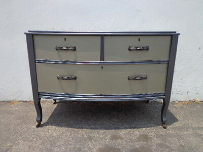 French Provincial Dresser Chest of Drawers Bedside Table Bedroom Entry Storage