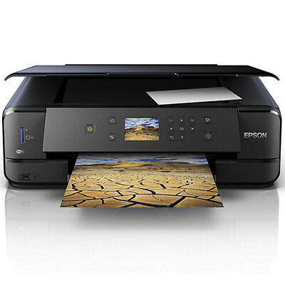 New Epson - Expression Premium - XP-900 - 5 Colour Multifunction Printer