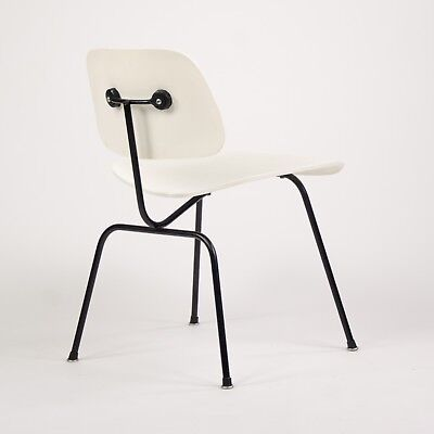 Peachy Eames Herman Miller 1954 Dcm Dining Chair Restored White Ocoug Best Dining Table And Chair Ideas Images Ocougorg