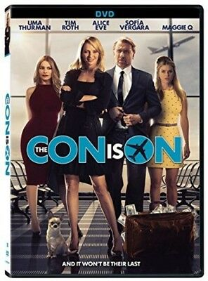 Con Is On (2018, DVD NUOVO) (REGIONE 1)