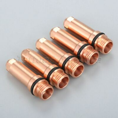 5PK Easy Use Plasma Torch Electrode 220487 for Hsd Hypro2000 Maxpro2000 Air O2