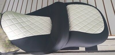 Harley Davidson Touring Electra Glide Ultra seat cover, Seat P52000033