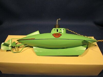 Toy 'Nautilus' submarine by Sutcliffe Pressings Ltd, Leeds, England, c.1954