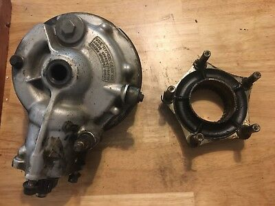 1981 Honda GL1100 Goldwing differential with wheel adapter