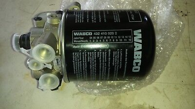 WABCO Air Dryer Unloader / 4324100202 / M67854-07-D-5028-0004 / FREE Shipping!!!