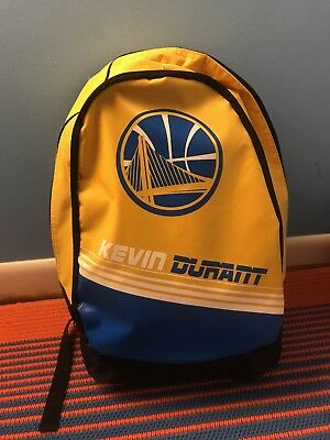 ... in stock eebb2 e1c8e Kevin Durant NBA Golden State Warriors Core  Backpack ... a9a23cafb6