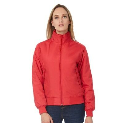 Giacca B&C Donna BCJW962 Crew Bomber women 100%P