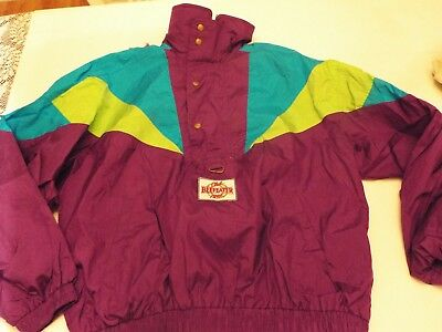 Club Beefeater 1992 Exclusive Jacket Rain All-Weather OSFA 1 Size fits all Purpl