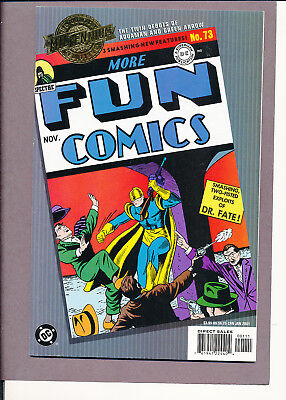 More Fun Comics 73 1st Aquaman & Green Arrow Millennium Reprint 2000 Jason Momoa
