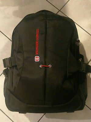 Wheeled Backpack/laptop bag - Wenger Gongzi (SWISS made), strong, almost new.